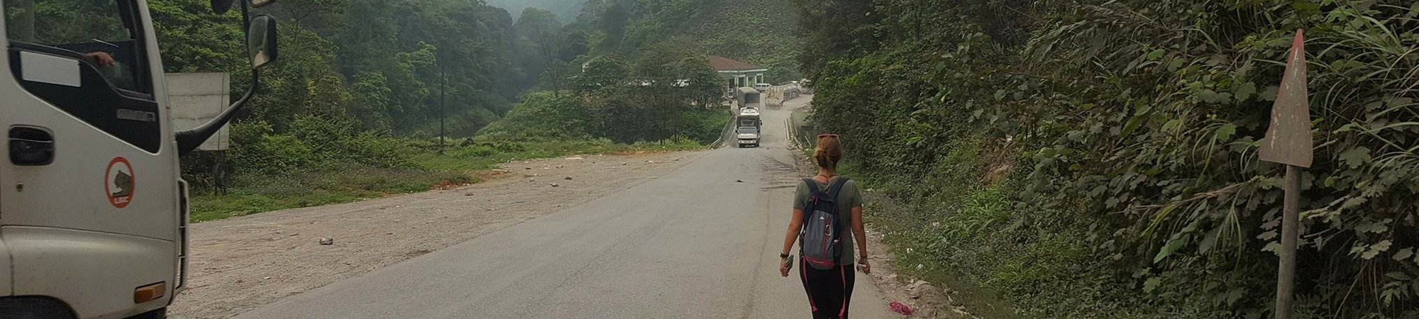 Passage de frontière Vietnam - Laos: 51h en enfer !