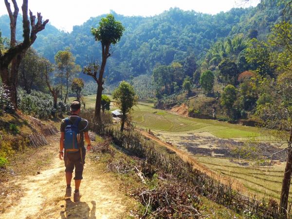 Trek de 3 jours aux alentours de Hsipaw
