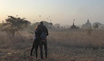 Inoubliable Bagan (Myanmar)