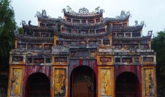 Journée express à Hué et dans sa citadelle impériale