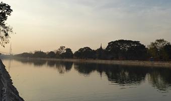 Impériale Mandalay et ses alentours