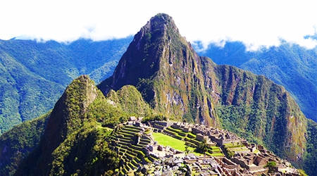 Machu Picchu, la cité Inca