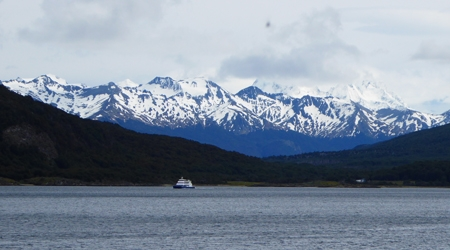 Ushuaia et la Terre de Feu